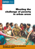 Download Meeting The Challenge Of Poverty In Urban Areas